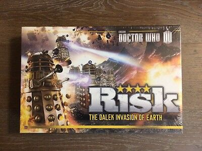 RISK: Doctor Who - The Dalek Invasion Of Earth - NEW