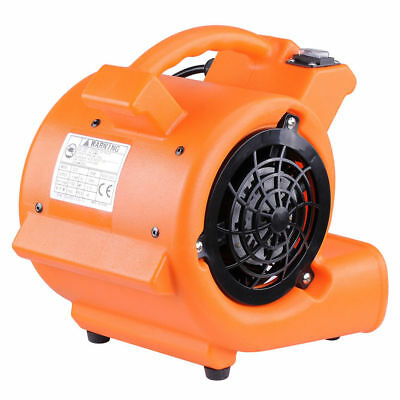 Air Mover Carpet Dryer Blower Floor Drying Industrial Fan for Commercial Home