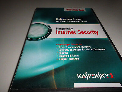 Antiviren-Software Kaspersky Version 6.0 für Windows