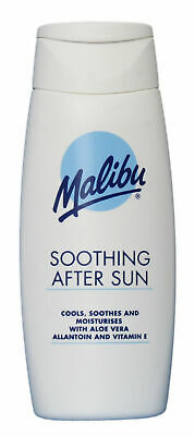 Malibu Soothing After Sun With Aloe Vera 200ml