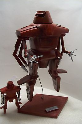 "Dr Who eagle 1 Mattel ""Maximilian""Most Evil droid Every 12'' Space Villain*"