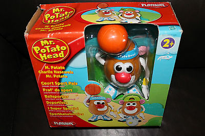 Mr Potato Head Playskool Court Sport Pals Basketball Tennis Player Free Uk Post