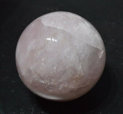 Sphère Quartz rose 2020 grammes - Natural Pink quartz round ball