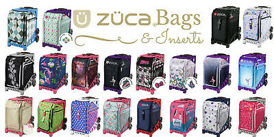 New Zuca Insert  ( Frame not Inluded)  Select Your Style Zuca Skating Bags Bag