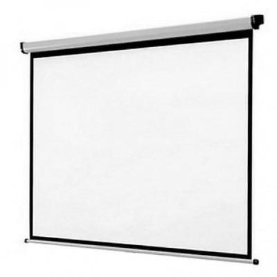 Approx APPPM180 - Pantalla para proyector (180 x 180 cm), blanco #4848