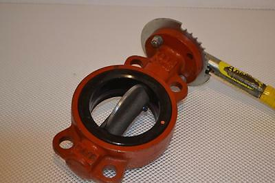 "One Used Apollo 4"" Butterfly Valve"