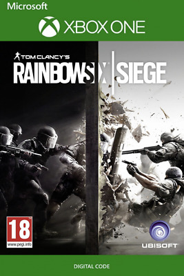 Tom Clancy's Rainbow Six: Siege - Xbox One - NEU, Deutsche Sprache