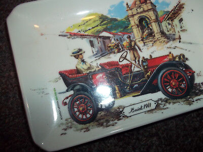 vintage collectible tray buick 1911