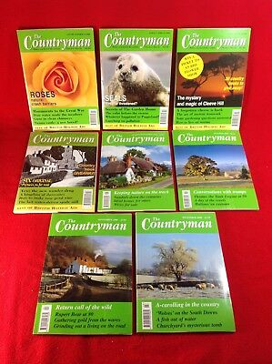The Countryman Magazine : 2000 Full Year - 8 Issues :