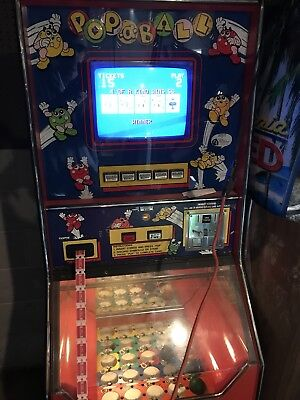 Pop A Ball Redemtion Arcade