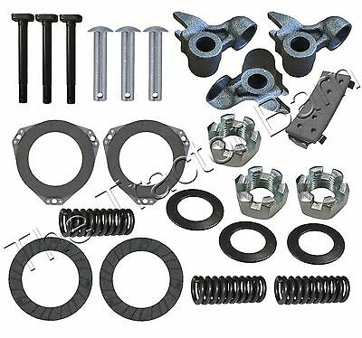 John Deere 70 720 730Complete T-Bolt Kit & Clutch Kit Overhaul Rebuild Repair