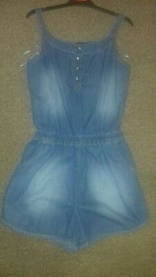girls playsuit age 10-11 years
