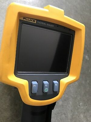 FLUKE Ti9 Infrared & Thermal Imaging Unit With Charger