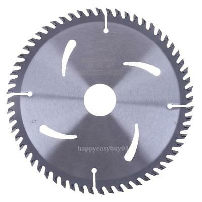 6'' 150mm 60T TCT Cemented Carbide Circular Saw Blade Wood Cutting Power Tool