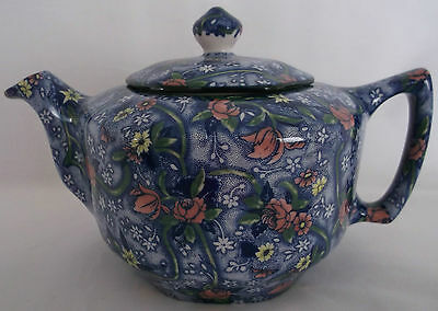 Ringtons Chintz Teapot Boxed Unused Mint Condition