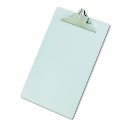 Saunders 8.5 x 14-Inches Stationery Clipboard –, Recycled Aluminum Clipboard for