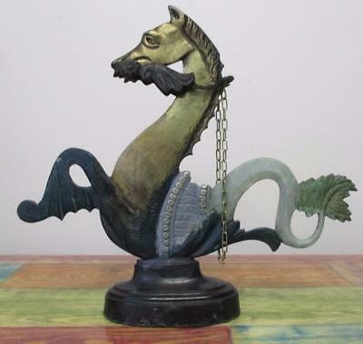 Sergio Bustamante ¨horse Bronze Sculpture Signed And Numbered