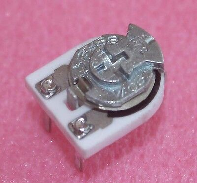 10x Trimmpotentiometer 4,7k , Cermet , Bourns