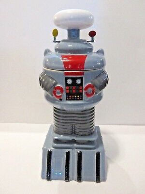 1999 Space Productions Lost in Space Limited Edition B9 Robot Cookie Jar