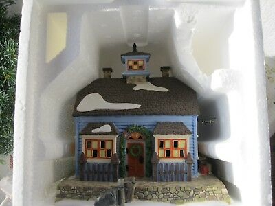 "Department 56 - Dickens Village- ""Chowder House"""