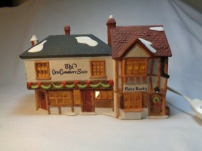 Dept 56 Heritage Village Collection Dickens Series The Old Curiosity Shop