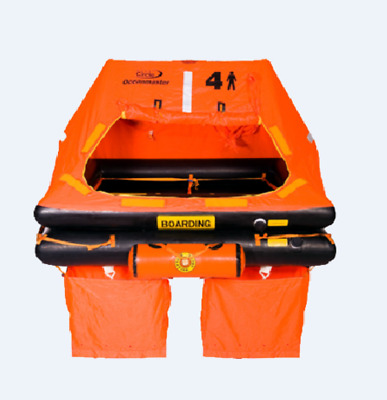 Liferaft - Great Circle Coastmaster 4-person