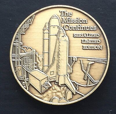 STS-114 Discovery Return to Flight The Mission Continues Flight Space Token