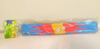 Vintage 1995 The Simpsons Mouse Pad Bart Simpson