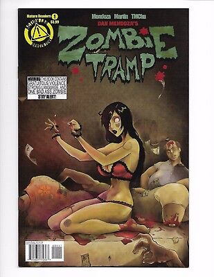 Zombie Tramp  #1 first printing