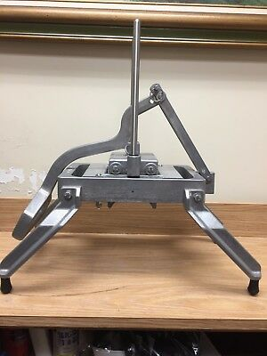 "Nemco 3/8"" Easy Onion Slicer II Heavy Duty Cutter 4"" Diameter NSF Model 56750-3"