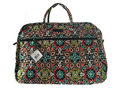 NWT VERA BRADLEY Grand Traveler Bag Carry-On Luggage SIERRA! Holiday Travel!