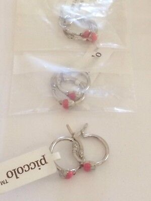 Bulk Sterling Silver Piccolo Baby Jewellery