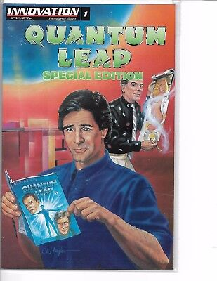 Quantum Leap Special Edition #1  Innovation