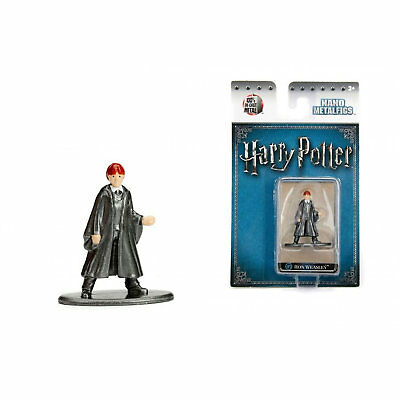 Harry Potter - Nano Metalfigs Die-Cast Metal Figure - Ron Weasley