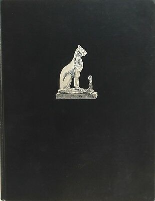 The Cat in Ancient Egypt by LANGTON~Rare 1940 1st Edi. Collectible ~Super Nice!