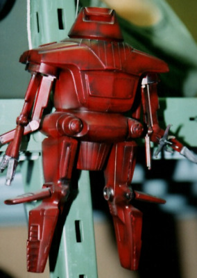 "star wars prop ""Maximilian""Most Evil droid Every 12'' Space Villain*"