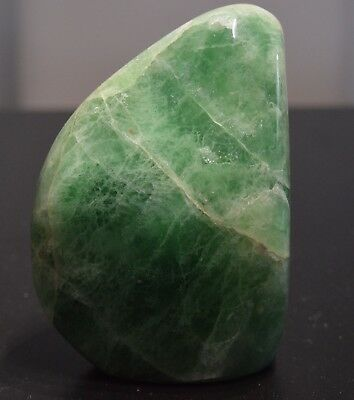 Fluorite 1696 grammes - Natural full polished fluorite Madagascar