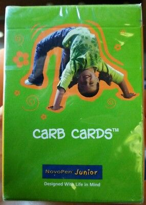 Carb Cards: a fun and easy way to learn carbohydrate counting. Diabetes children