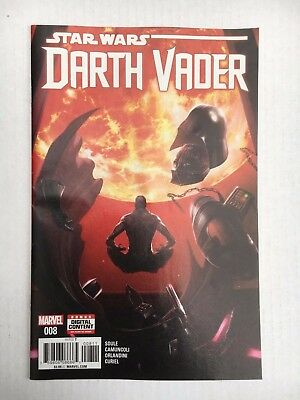 Marvel Comics: Star Wars Darth Vader #8 (2018) - BN Bagged and Boarded