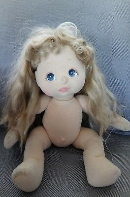 My Child Doll - 1988 Aussie UL blonde pink/peach blue eye