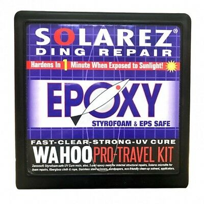 Solarez Epoxy Travel Pro Repair Kit All-in-One-Reparaturset Surfboard