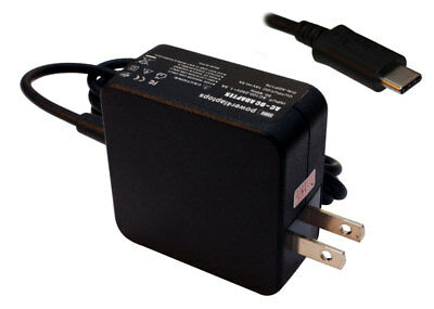 AC Adapter (US Plug) For HP Spectre 13-V151NR