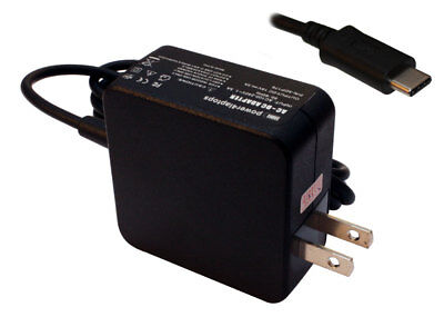 AC Adapter (US Plug) For HP Spectre 13-V106NA