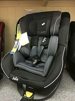 Joie 360 Spin Isofix Car Seat *two Tone Black*