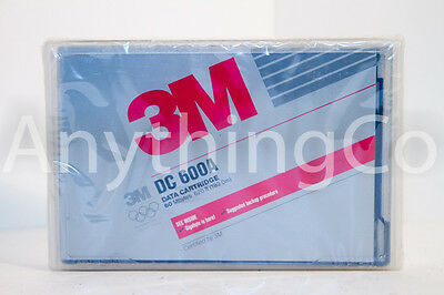 NEW 3M DC600A 60MB Data Tape Cartridge