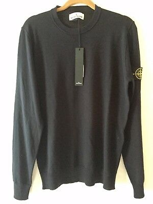 stone island pullover neu dunkelblau 12 jahre eur 1. Black Bedroom Furniture Sets. Home Design Ideas