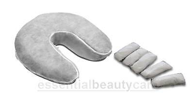 Disposable fitted massage couch FACE CRADLE COVERS various quantitys