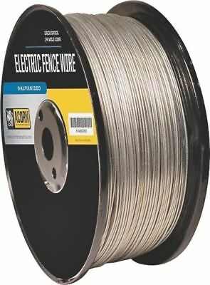 Fence Wire Galv 19ga 1/4 Mile,No EFW1914,  Acorn International (FREE DELIVERY!!)