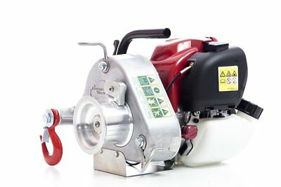 PCW3000 Portable Capstan Winch (Save $80 + Ships Free!)