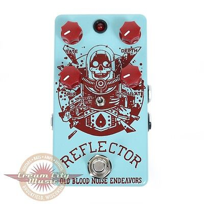 Brand New Old Blood Noise Endeavors Reflector V2 Chorus Guitar Effects Pedal